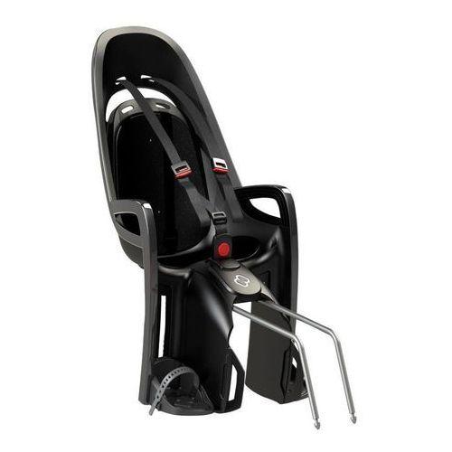 HAMAX Fotelik rowerowy Zenith Relax szary, czerwon