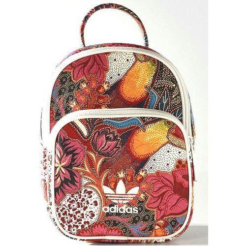 bardzo modny mini plecak plecaczek torebka marki Adidas