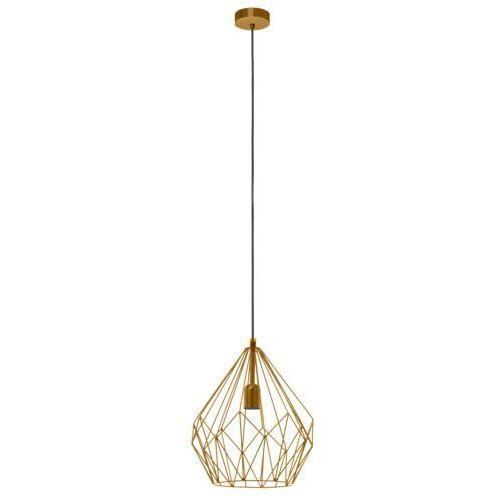 Carlton 1 49934 lampa wisząca vintage loft eglo marki Eglo vintage