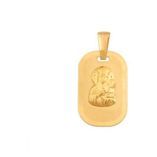 Złoty medalik - 43053 - pr.585 od producenta Rodium