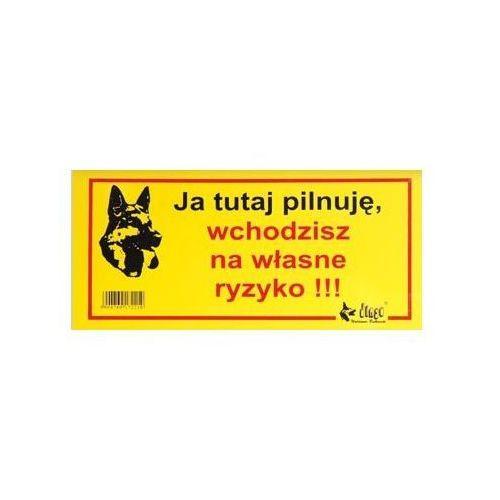 Dingo Tabliczka ostrzegawcza