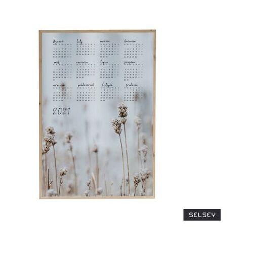 Selsey kalendarz vladino 50x70 cm z wyborem ramy