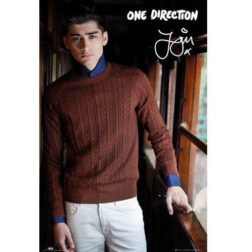 One Direction Zayn Malik portret - plakat - produkt z kategorii- Plakaty