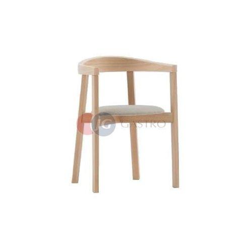Krzesło z podłokietnikiem Dąb Paged B-2920 - UXId