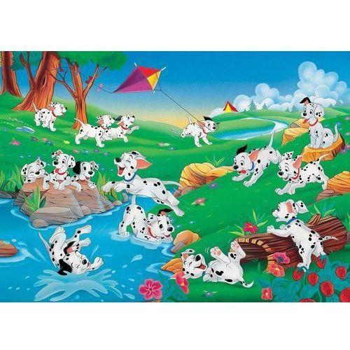 Lisciani, puzzle maxi 101 Dalmatyńczyków