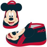 Disney buty chłopięce Mickey Mouse 22 czerwone/czarne