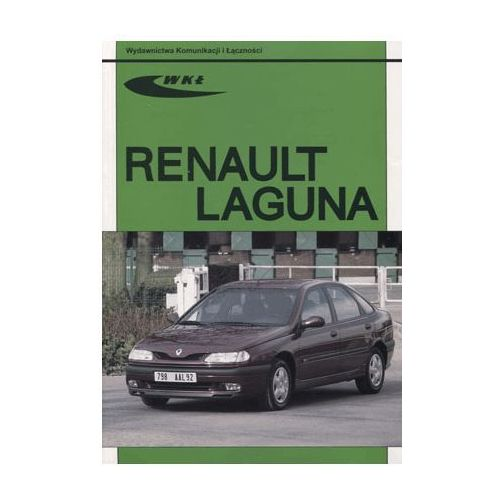Renault Laguna modele 1994-1997, praca zbiorowa