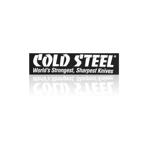 Cold steel Naklejka na zderzak samochodowy  bumper white on black (prcss.1) (5908262167309)