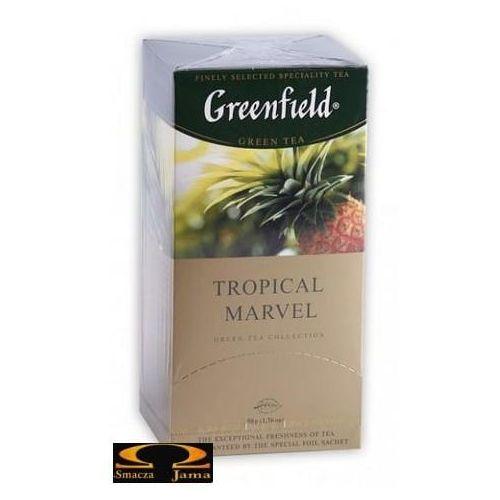 Herbata Greenfield Tropical Marvel (4605246006548)