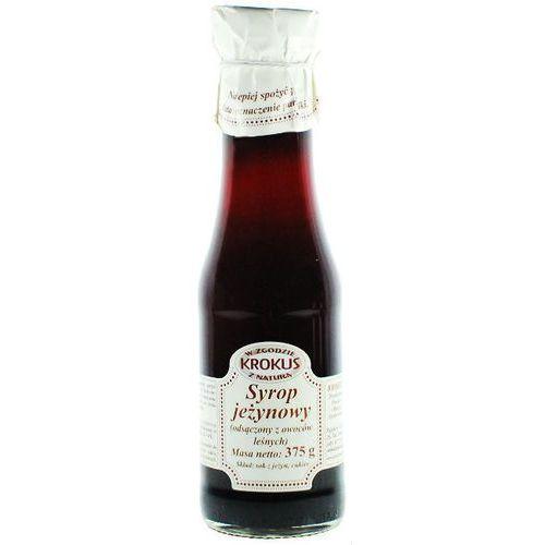 Syrop jeżynowy sok jeżyny 375g -  wyprodukowany przez Krokus