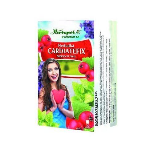 Herbapol kraków Herbatka cardiatefix 20szt