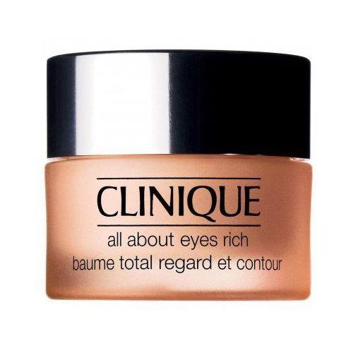 all about eyes rich (w) odżywczy krem pod oczy 15ml marki Clinique
