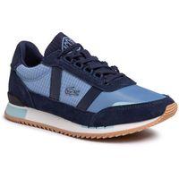 Sneakersy LACOSTE - Partner Retro 120 2 Sma 7-39SMA00427E9 Nvy/Lt Blu, kolor niebieski