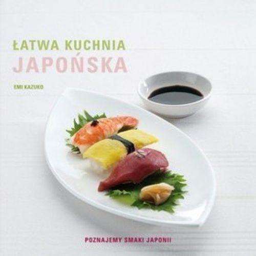 Łatwa kuchnia japońska - Emi Kazuko (216 str.)