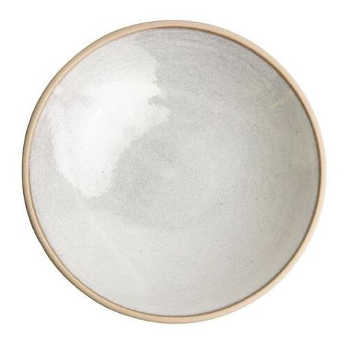 Olympia Płytka stożkowa miska coupe murano biała 200mm canvas (zestaw 6 sztuk)