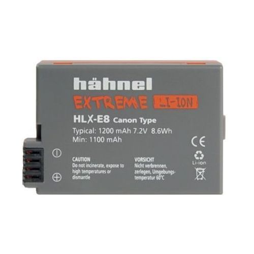 Hahnel HLX-E8 (odpowiednik Canon LP-E8)