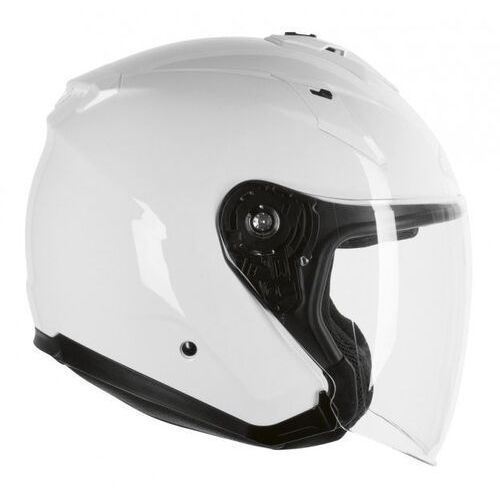 Ozone Kask open face ct-01 white