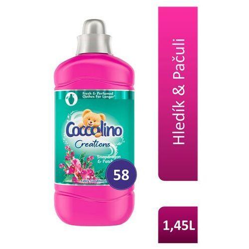 Unilever Coccolino creations płyn do płukania tkanin snapdragon & patchouli 1.45l (58 prań)