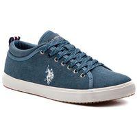 Sneakersy - wuck wouck7086s9/cy1 jeans, U.s. polo assn., 40-46