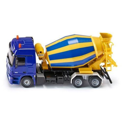 Siku super 3539 betoniarka actros 2648 metalowa 1:50