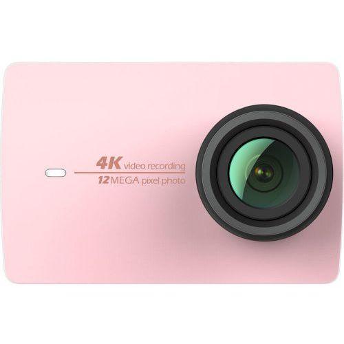 Kamera sportowa 4k - różowa marki Xiaomi yi