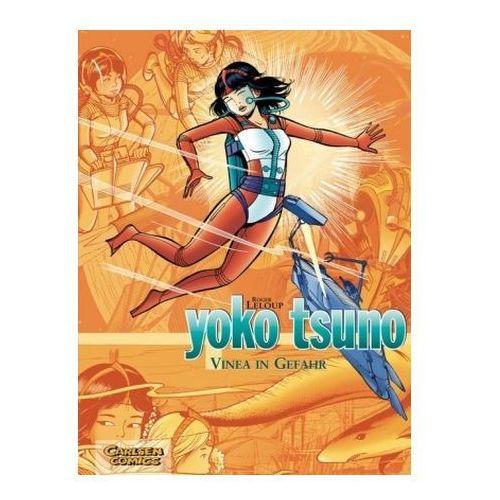 Yoko Tsuno - Vinea in Gefahr