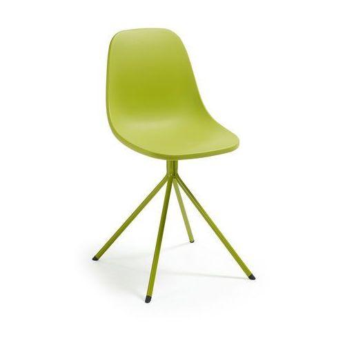 :: krzesło mint limonkowe - limonkowy marki Laforma