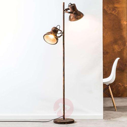 2-punktowa lampa stojąca frodo marki Brilliant