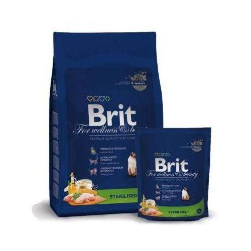 Brit cat premium sterilised karma dla kotów po sterylizacji 0.3kg-8kg