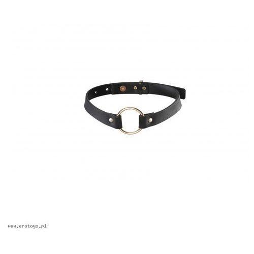 Bijoux Indiscrets - MAZE Single Choker Black - produkt z kategorii- Gadżety erotyczne