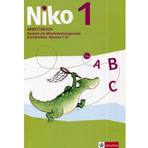 Niko 1 Arbeitsbuch (9788380631526)