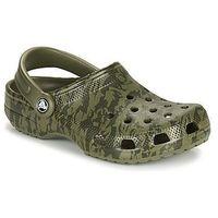 Chodaki Crocs CLASSIC PRINTED CAMO CLOG, 206454-309