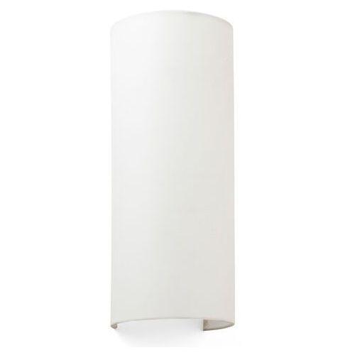 Lampa ścienna cotton, falista, 37 x 15 cm, beżowa marki Faro barcelona