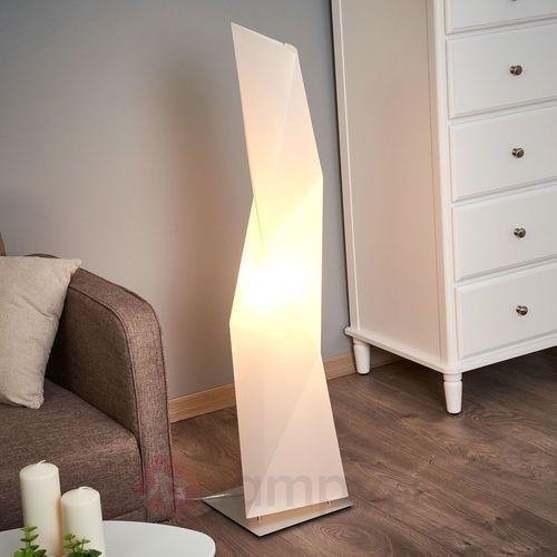 Slamp diamond lampa stojąca biały, 1-punktowy - nowoczesny - obszar wewnętrzny - diamond - czas dostawy: od 2-3 tygodni (8024727036601)