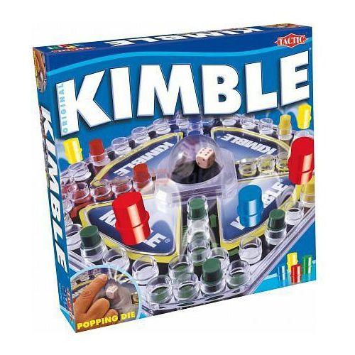 Tactic Gra KIMBLE - Odmiana Chińczyka