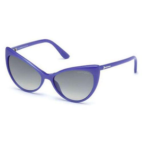Tom ford Okulary słoneczne ft0303 anastasia 90b