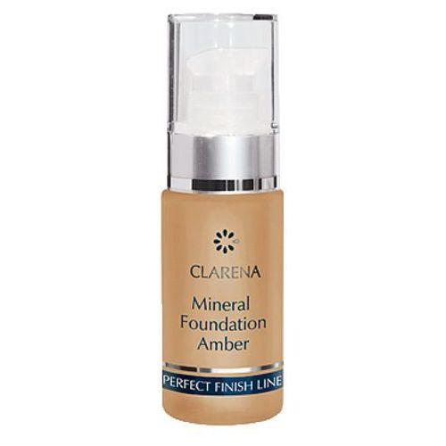 mineral foundation (amber) mineralny podkład oddychający - kolor: amber (1540) marki Clarena