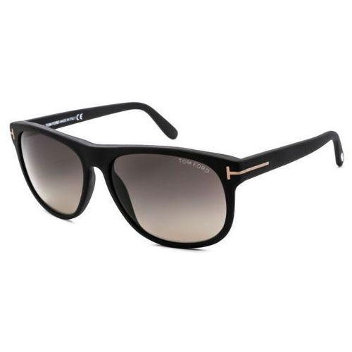 Okulary słoneczne ft0236 olivier polarized 02d marki Tom ford