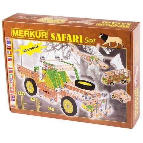 Merkur Safari modele 765 elementów - BEZPŁATNY ODBIÓR: WROCŁAW!