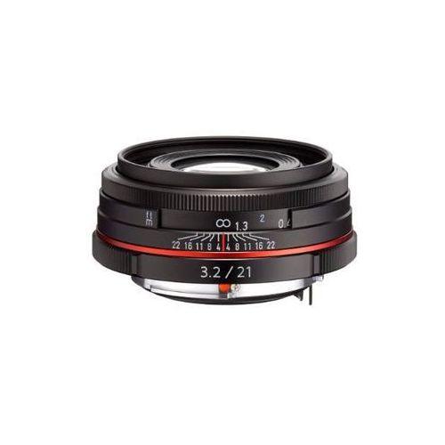 Pentax HD DA 21mm f/3.2 AL Limited (czarny) - produkt w magazynie - szybka wysyłka! (0027075273641)