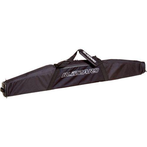 pokrowiec torba na jedną parę nart black/silver 165-185 cm 140326 marki Blizzard