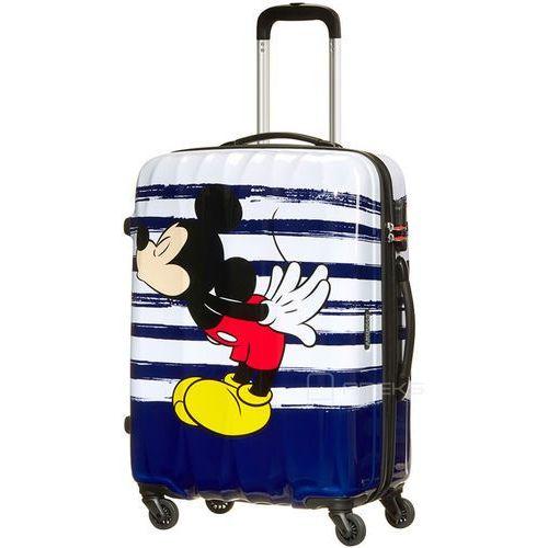 American tourister disney legends średnia walizka 65 cm / mickey kiss - mickey kiss (5414847852848)