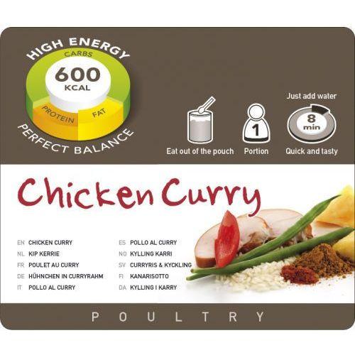 Kurczak curry 145g marki Adventure food