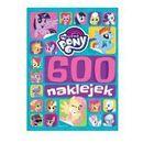 My Little Pony. 600 naklejek, praca zbiorowa zdjęcie 1