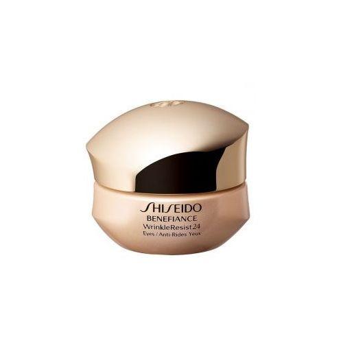 Shiseido Benefiance Wrinkle Resist 24 krem pod oczy 15 ml dla kobiet