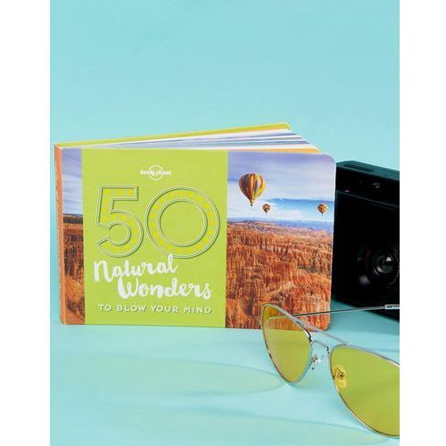 Lonely Planet 50 Natural Wonders Travel Book - Multi
