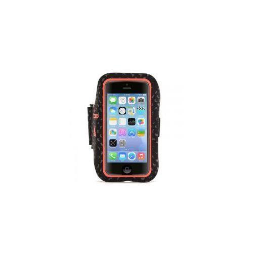 Griffin Etui opaska do biegania  adidas sport armband iphone 5, 5c, 5s, czerwone