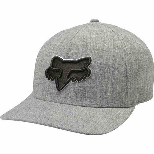 czapka z daszkiem FOX - Epicycle Flexfit Hat Heather Grey (040) rozmiar: L/XL