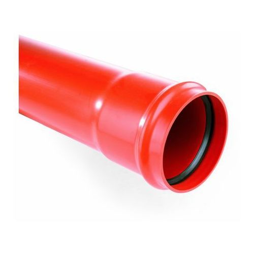 Pipelife Rura pcv 200 x 4 9 x 3000 mm (5905485413534)