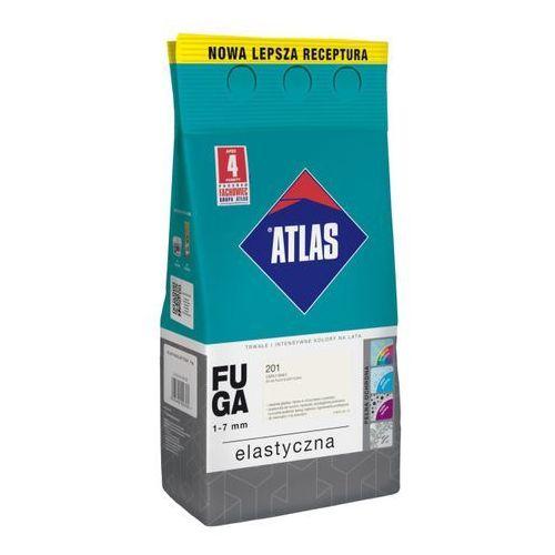 Fuga elastyczna  5 kg ciepła biała marki Atlas